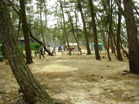 一般キャンプ